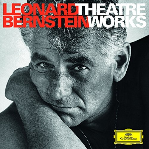 Leonard Bernstein Theatre Works 7 CD