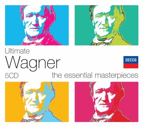Ultimate Wagner Ultimate Wagner 5 CD