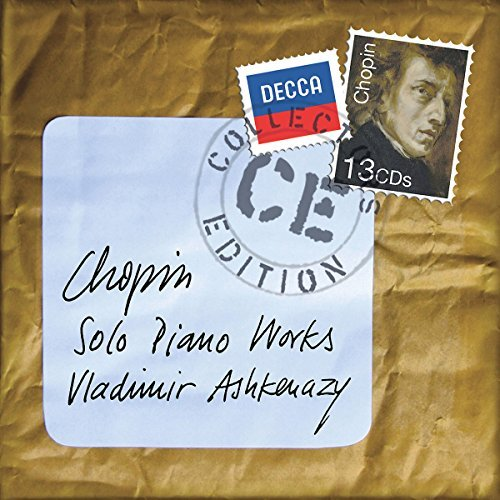 Frédéric Chopin Piano Works Ashkenazy*vladimir 13 CD