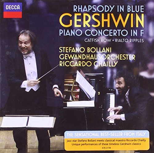 G. Gershwin Rhapsody In Blue Piano & Conce Chailly*riccardo (pno)