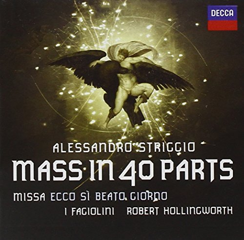 Robert Hollingworth Striggio 40 Part Mass Incl. DVD