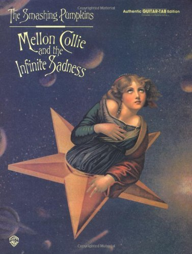 Smashing Pumpkins Music Book Mellon Collie & The Infinite Sadness