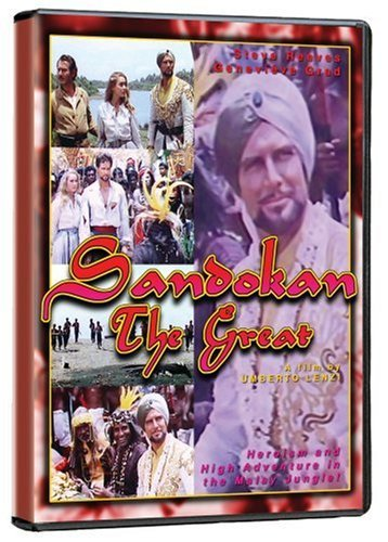 Sandokan The Great Sandokan The Great Nr