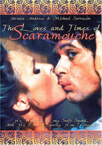 Loves & Times Of Scaramouche Andress Sarrazin Pg
