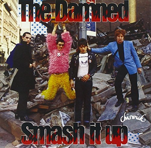 Damned Smash It Up 25th Anniversay Ed Import Gbr Enhanced CD