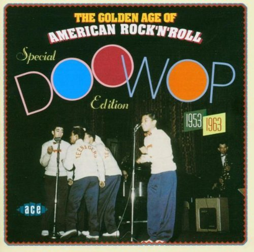 Golden Age Of American Rock 'n Vol. 1 Special Doo Wop Edition Import Gbr