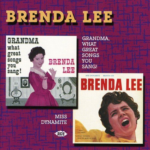 Brenda Lee Grandma What Great Songs You S Import Gbr