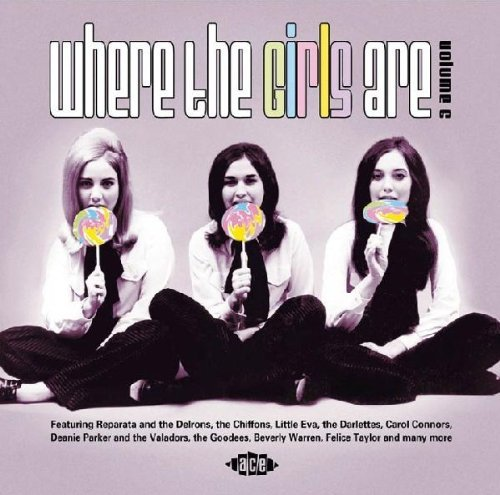 Where The Girls Are Vol. 6 Where The Girls Are Import Gbr Where The Girls Are
