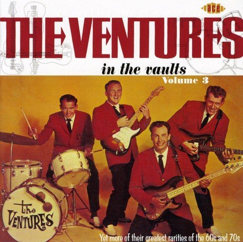 Ventures Vol. 3 In The Vaults Import Gbr