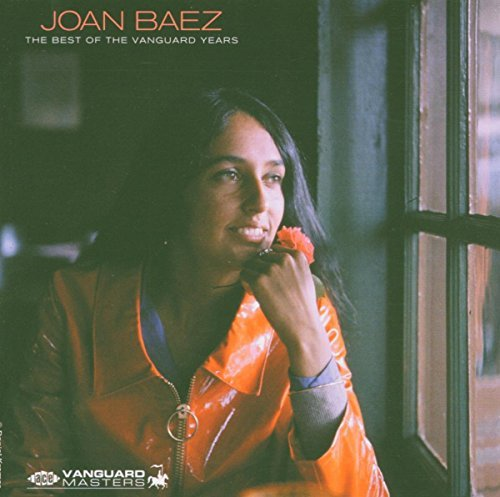 Baez Joan Best Of The Vanguard Years Import Gbr