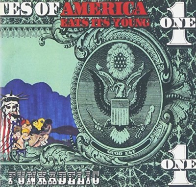 Funkadelic America Eats Its Young Import Gbr Incl. Bonus Tracks
