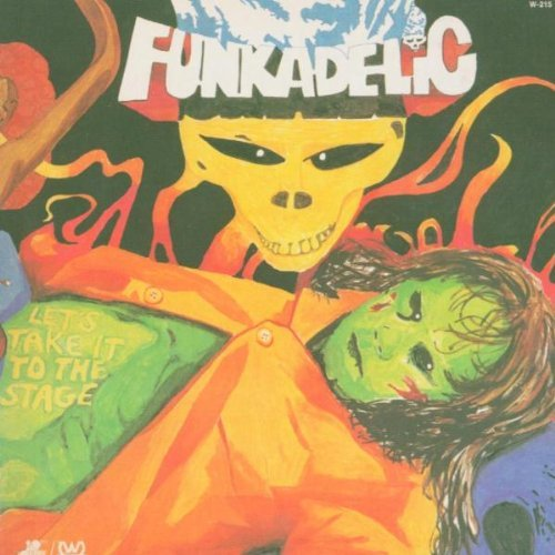 Funkadelic Let's Take It To The Stage Import Gbr Remastered Incl. Bonus Tracks Sleeve Note
