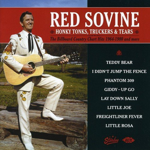 Red Sovine Honky Tonks Truckers & Tears B Import Gbr