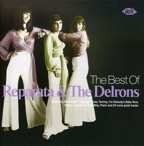 Reparata & The Delrons Best Of Reparata & The Delrons Import Gbr