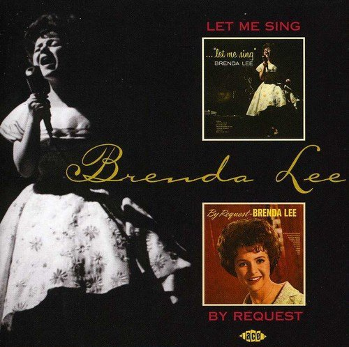 Brenda Lee Let Me Sing By Request Import Gbr