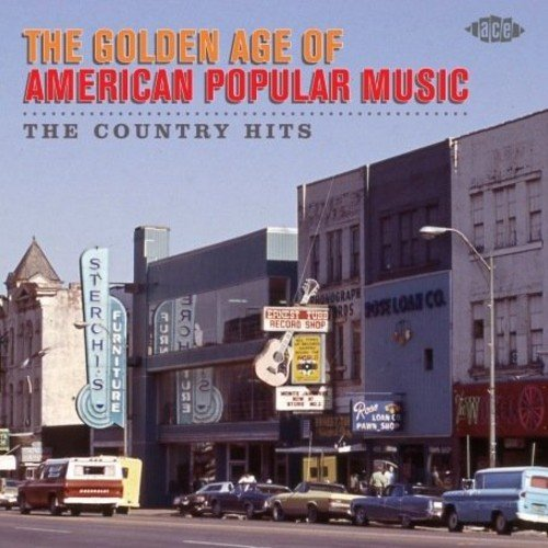 Golden Age Of American Popular Country Hits Import Gbr