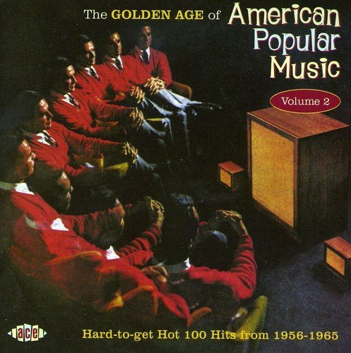 Golden Age Of American Popular Vol. 2 Golden Age Of American Import Gbr