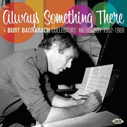 Always Something There Burt Ba Always Something There Burt Ba Import Gbr Anthology 1952 1969