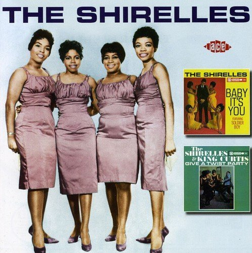 Shirelles Baby It's You Shirelles & King Import Gbr 2 On 1