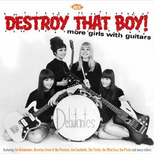 Destroy That Boy! More Girls W Destroy That Boy! More Girls W Import Gbr Starlets She Trinity Mccann
