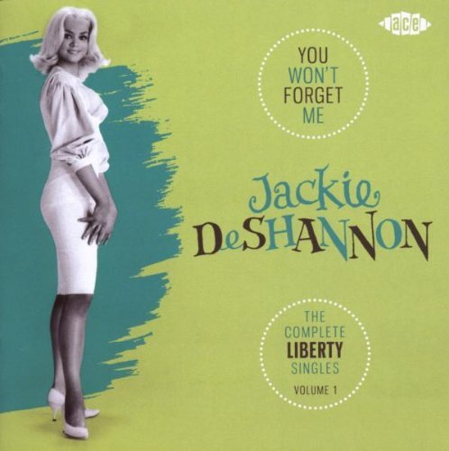 Jackie Deshannon You Won't Forget Me Complete L Import Gbr 2 On 1