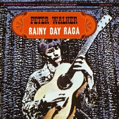Peter Walker Rainy Day Raga Import Gbr