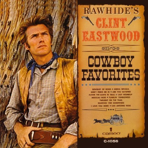 Clint Eastwood Cowboy Favorites Import Gbr
