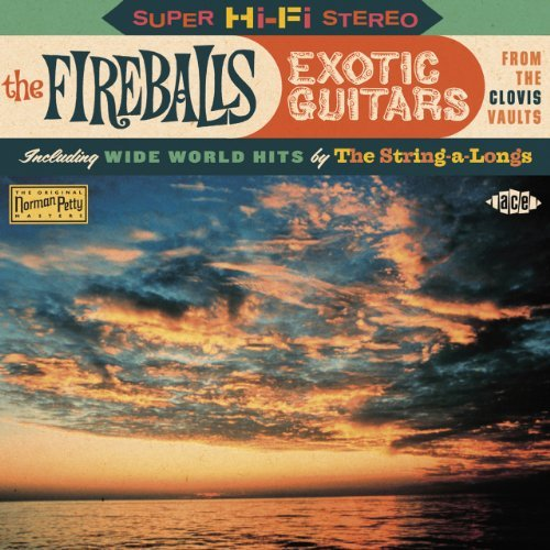 Fireballs Exotic Guitars From The Clovis Import Gbr