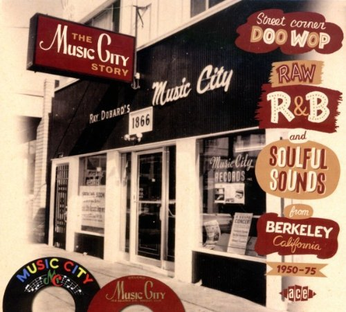 Music City Story Music City Story Import Gbr 3 CD