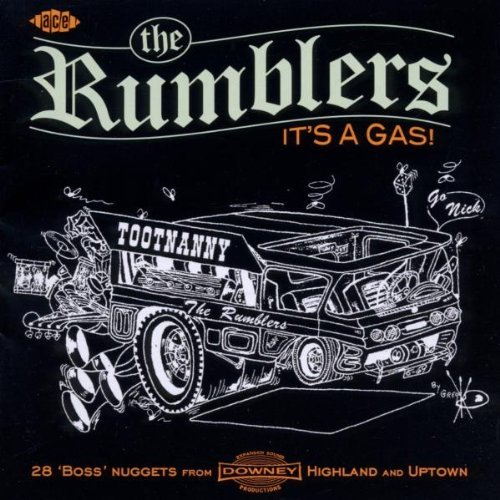 Rumblers It's A Gas! Import Gbr