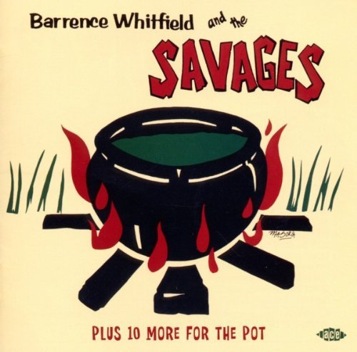 Barrence & Savages Whitfield Barrence Whitfield & The Savag Import Gbr