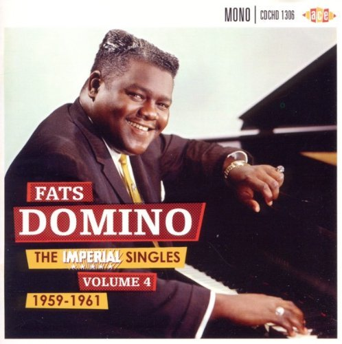 Fats Domino Vol. 4 Imperial Singles Import Gbr