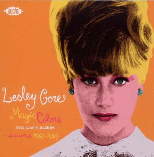 Lesley Gore Magic Colors Lost Album With B Import Gbr