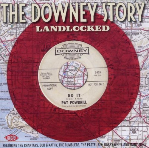 Landlocked The Downey Story Landlocked The Downey Story Import Gbr