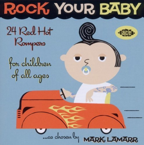 Rock Your Baby 24 Red Hot Romp Rock Your Baby 24 Red Hot Romp Import Gbr