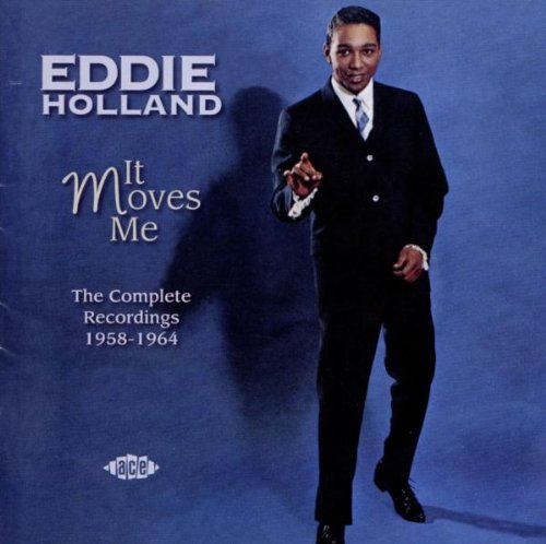 Eddie Holland It Moves Me Complete Recording Import Gbr 2 CD