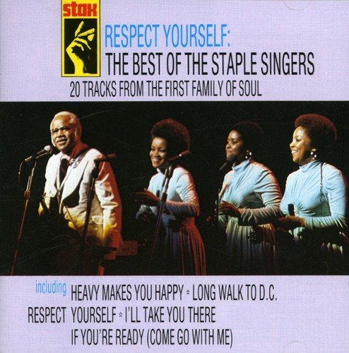 Staple Singers Respect Yourself Import Gbr