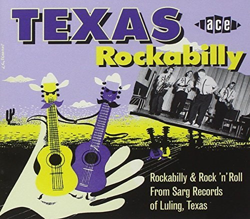 Texas Rockabilly Texas Rockabilly Import Gbr Moods Davis Midnighters Fagin