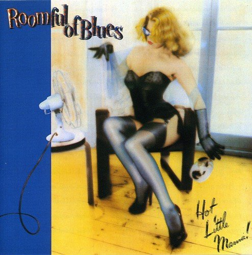 Roomful Of Blues Hot Little Mama Import Gbr