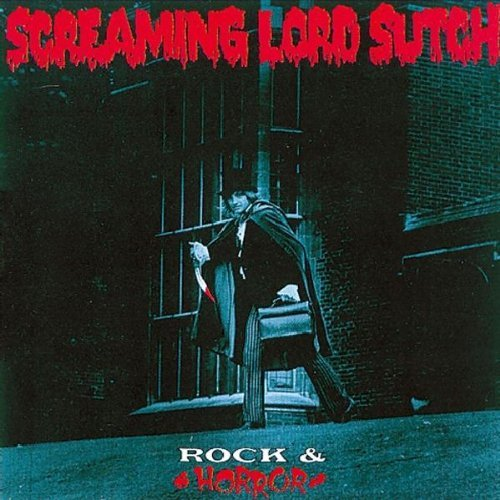 Screaming Lord Sutch Rock & Horror Import Gbr