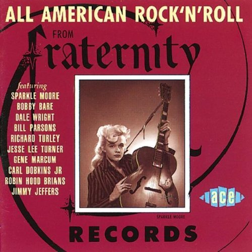 All American Rock N Roll Vol. 1 All Almerican Rock N Ro Import Gbr All American Rock N Roll Frate