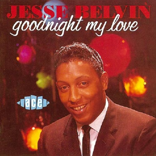 Jesse Belvin Goodnight My Love Import Gbr