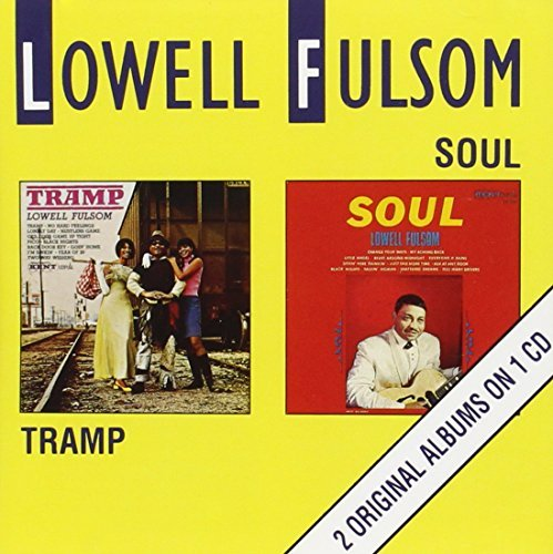 Lowell Fulson Tramp Soul Import Gbr 2 On 1