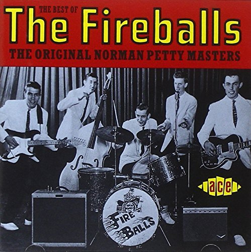 Fireballs Original Norman Petty Masters Import Gbr