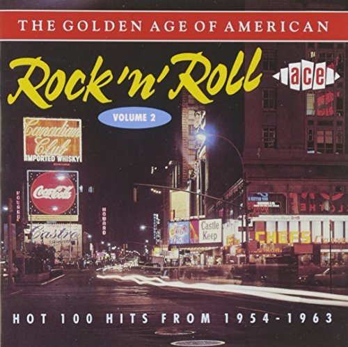 Golden Age Of American Rock 'n Vol. 2 Golden Age Of American Import Gbr Golden Age Of American Rock