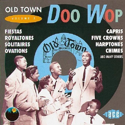 Old Town Doo Wop Vol. 2 Old Town Doo Wop Import Gbr Old Town Doo Wop