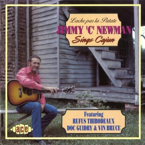 Jimmy C. Newman Sings Cajun Import Gbr Feat. Thibodeaux Guidry Bruce