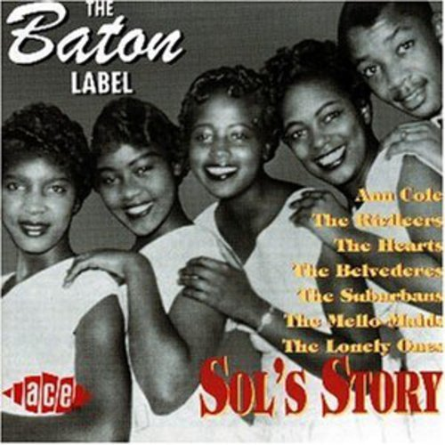 Sol's Story Baton Label Sol's Story Baton Label Import Gbr Cole Hearts Rivileers