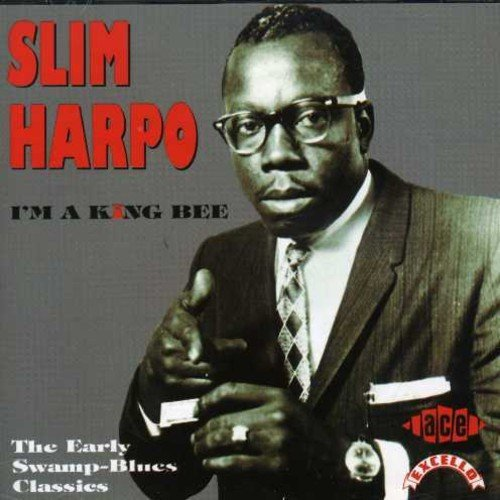 Slim Harpo I'm A King Bee Import Gbr