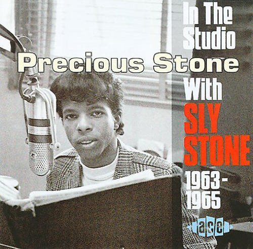 Sly Stone Precious Stone In The Studio Import Gbr Feat. Billy Preston